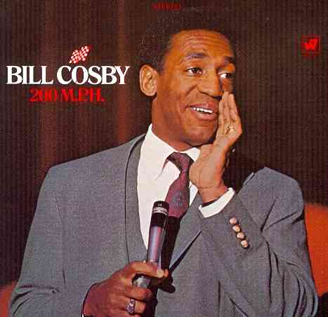 200 MPH BY COSBY,BILL (CD)