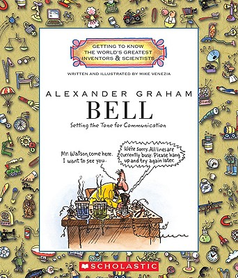 Alexander Graham Bell By Venezia, Mike